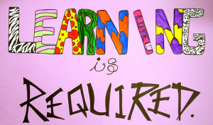 Learning-is-required
